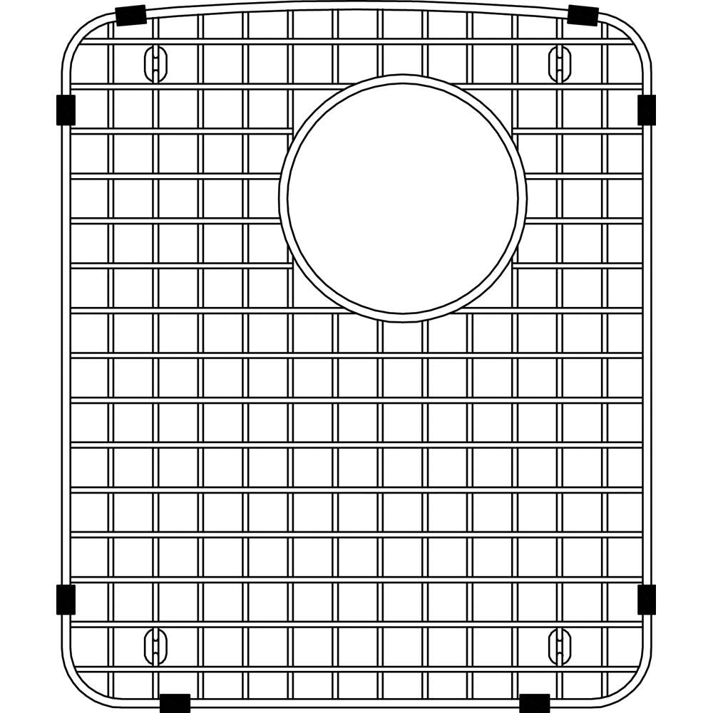 BLANCO  406468    SINK GRID, STAINLESS STEEL - FaucetMart