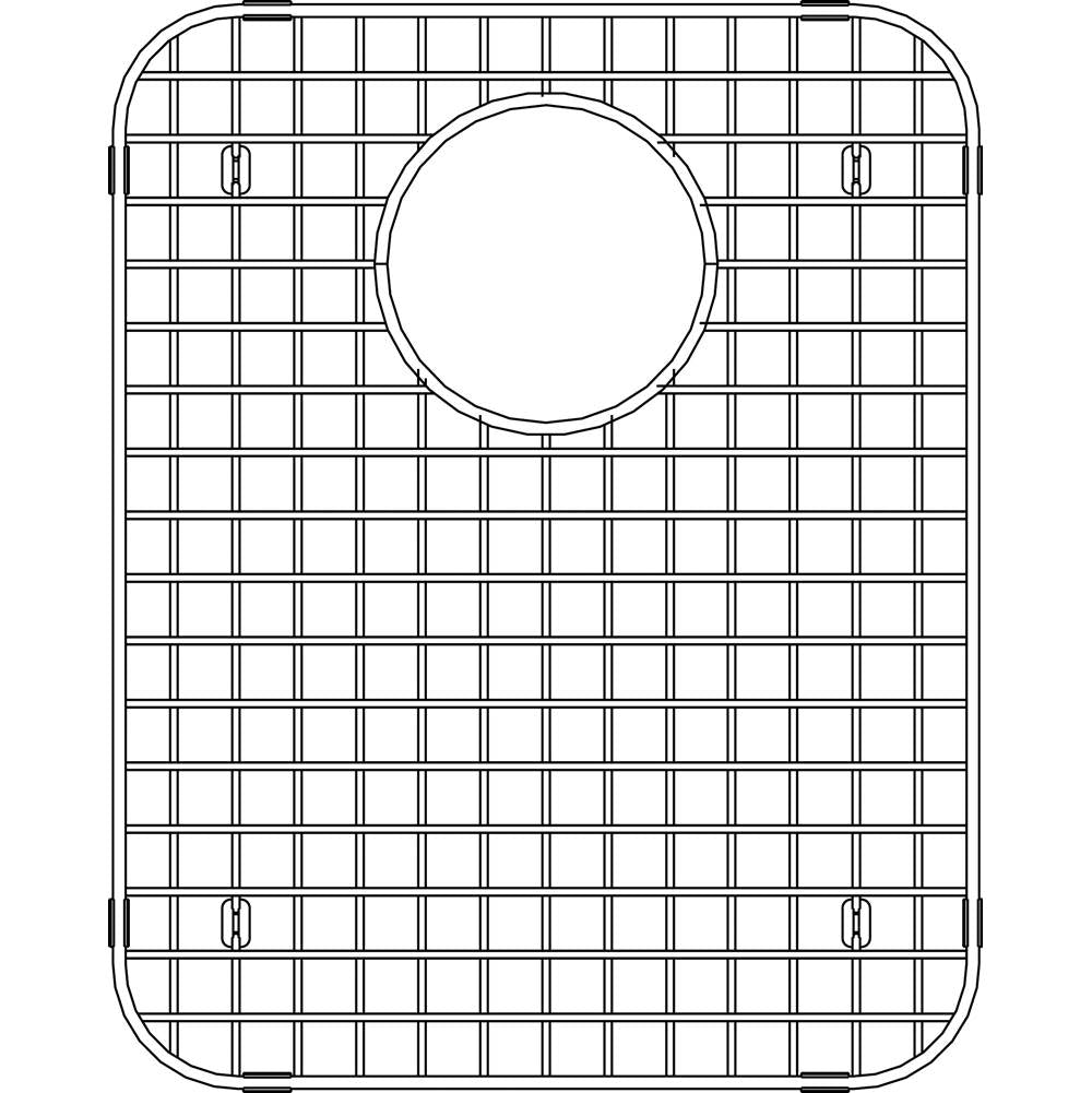 BLANCO 406497 SINK GRID, STAINLESS STEEL SINK - FaucetMart