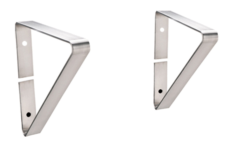 WHITEHAUSE BRACKET4413 Wall Mount Brackets for Extra Support. For use with WHNCMB4413 - FaucetMart
