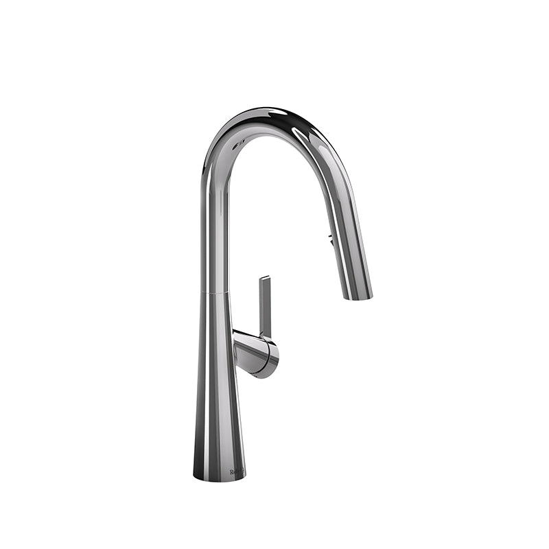 RIOBEL LK101BG LUDIK KITCHEN FAUCET WITH SPRAY - FaucetMart