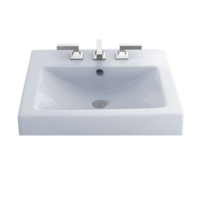 TOTO LT155.8#01 VERNICA DESIGN II LAVATORY 8 INCH HOLE SPACING - FaucetMart