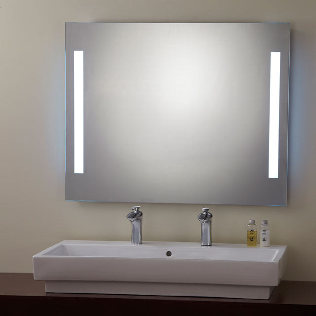 Insert Side Edge LED Mirror M00536LA - FaucetMart