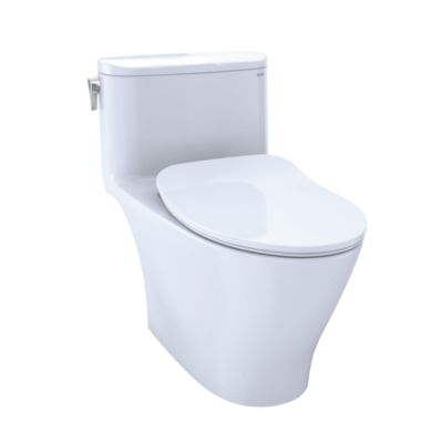 TOTO MS642234CEFG#01 NEXUS 1PC TOILET 1.28GPF COTTO N - FaucetMart