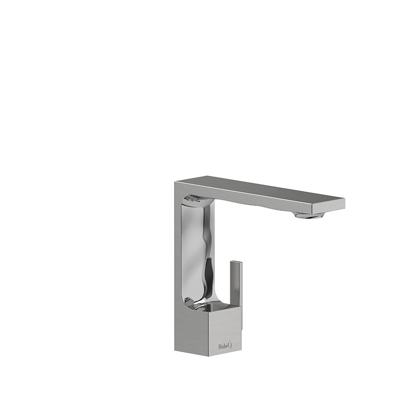 RIOBEL REFLET  RFS00BC  SINGLE HOLE LAVATORY FAUCET WITHOUT DRAIN - FaucetMart