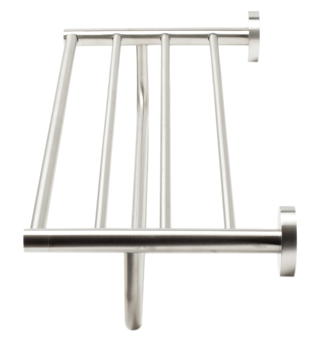 ALFI 26 inch Towel Bar & Shelf Bathroom Accessory - FaucetMart