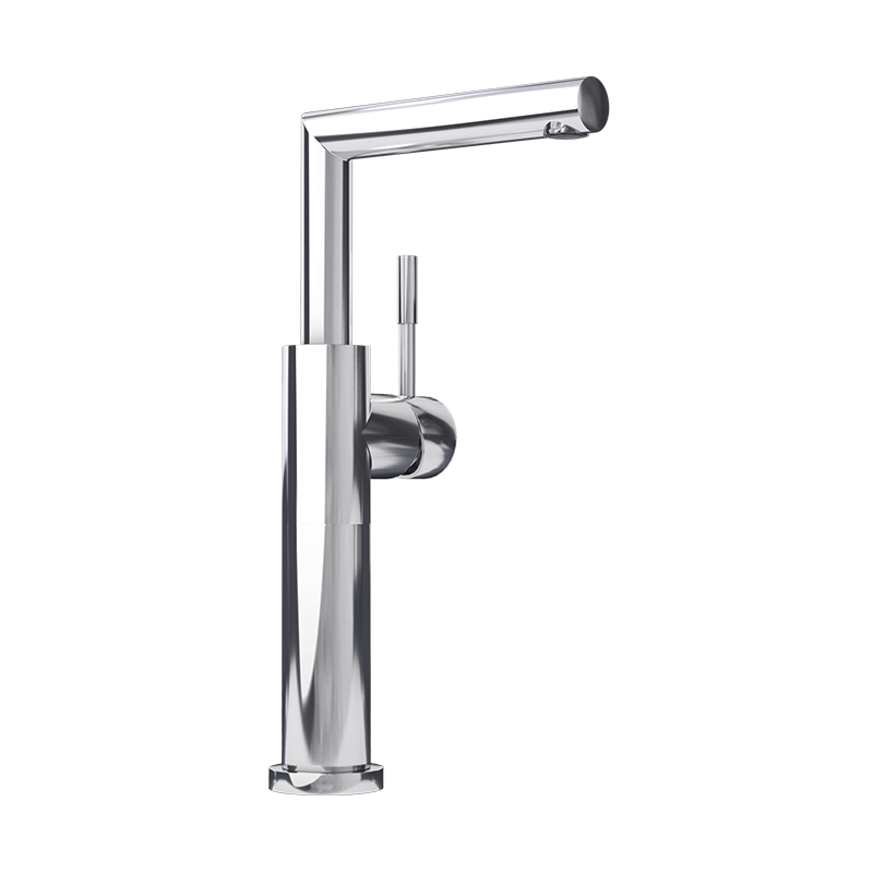 RUBI  RCA11MBX  BILLIE S-HOLE ELONGATED 120mm BASIN FAUCET - FaucetMart