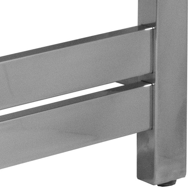 Laloo 10 Bar Towel Warmer ETW84-6 - FaucetMart