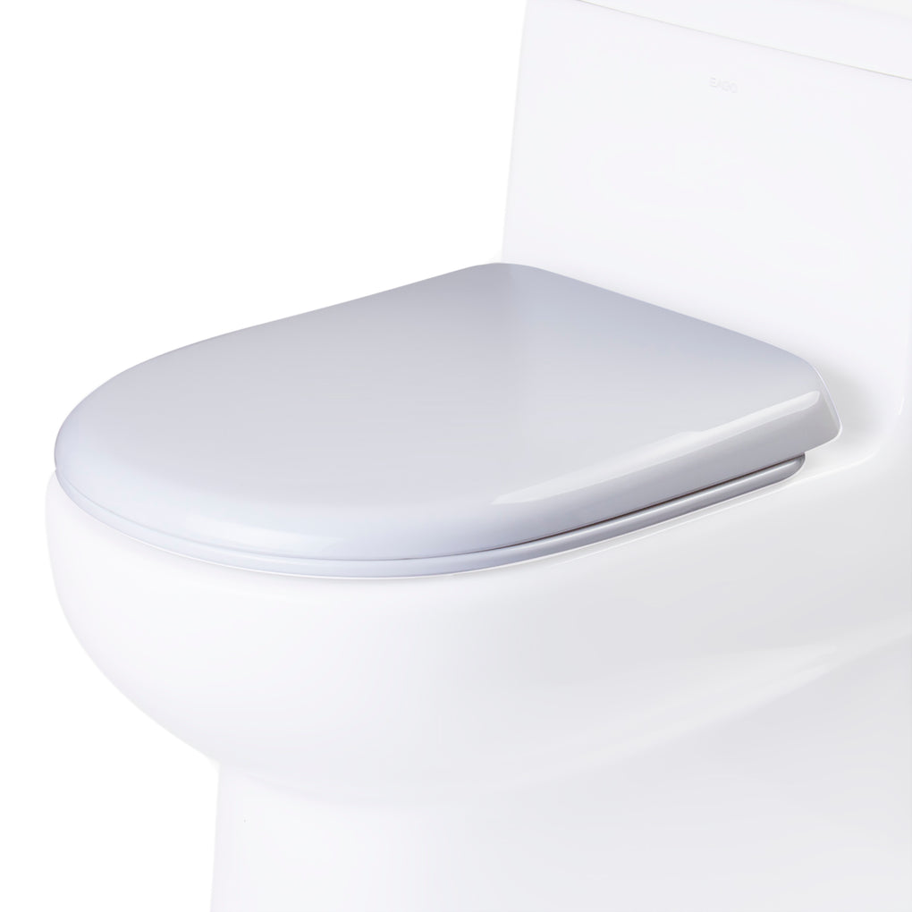 Replacement Soft Closing Toilet Seat for TB351 - FaucetMart