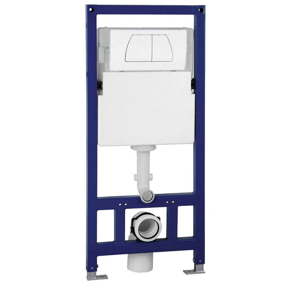 EAGO PSF332 In Wall Tank & Carrier for Wall Mounted Toilets - FaucetMart
