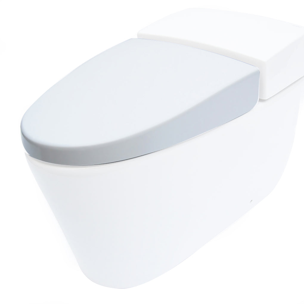 Replacement Soft Closing Toilet Seat for TB340 - FaucetMart
