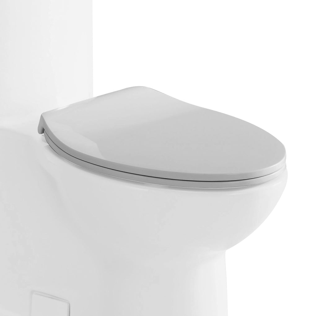 Replacement Soft Closing Toilet Seat for TB364 - FaucetMart