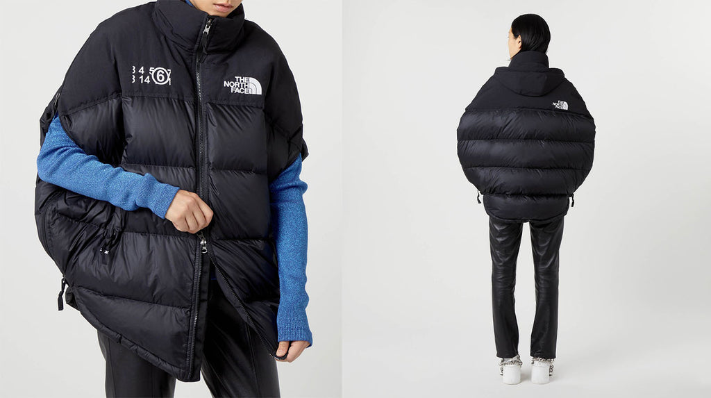 OUT NOW: MM6 Maison Margiela x The North Face Outwear Collection