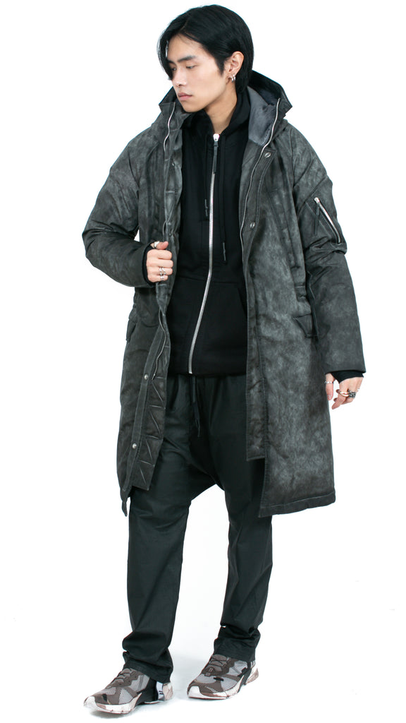 11 By Boris Bidjan Saberi - Long Jacket