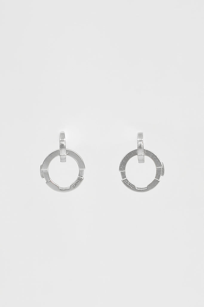 Stereoscopic Earrings
