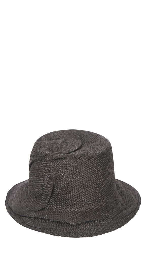 REINHARD PLANK - Black Cross Hat