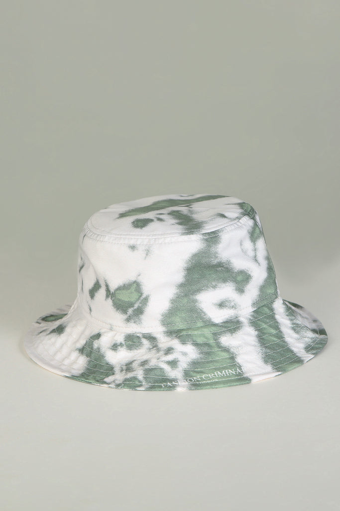 Forest Beige Bucket Hat