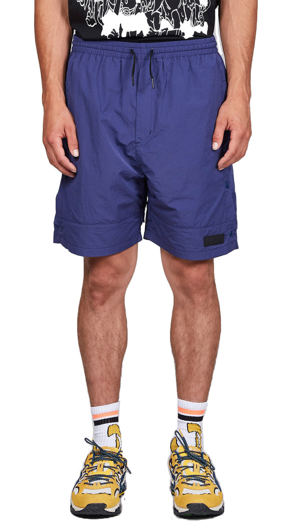 P.A.M. - ACTION SNAP SHELL SHORTS