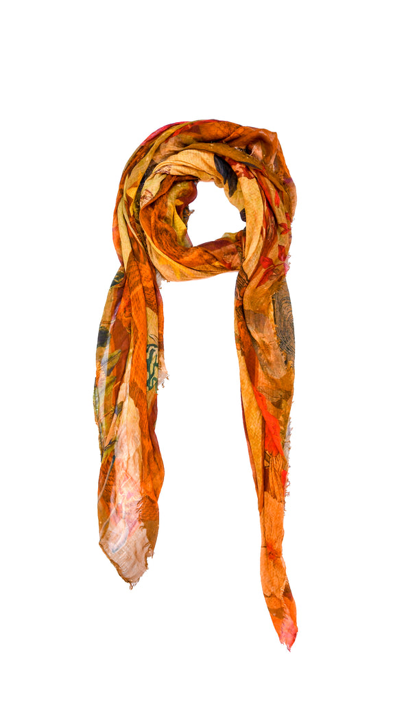 Casa Dree Salai - Chapter 1 The lover Scarf (Tiger)