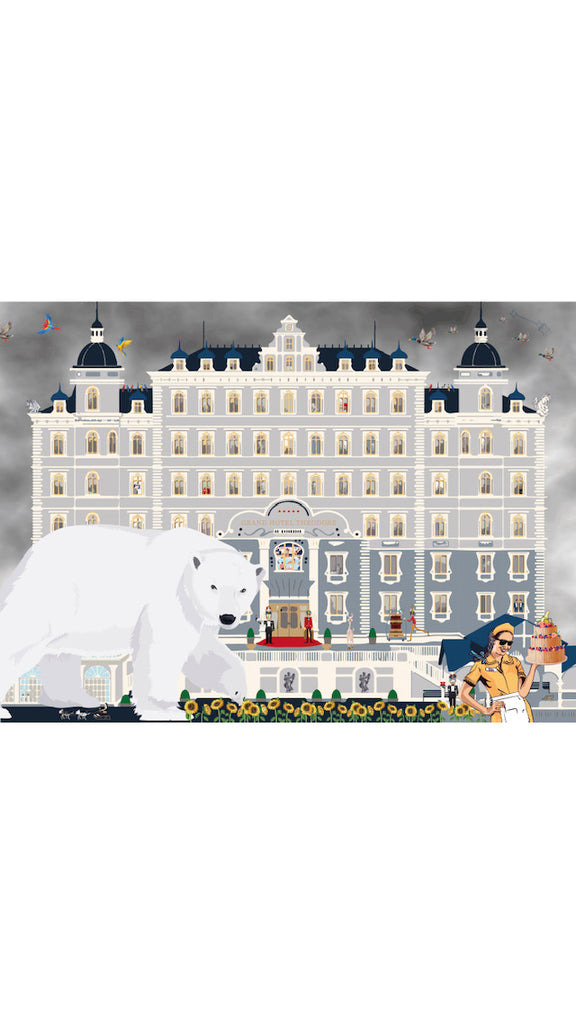 Casa Dree Salai - Chapter 6 The Grand Hotel Theodore (Polar Bear)