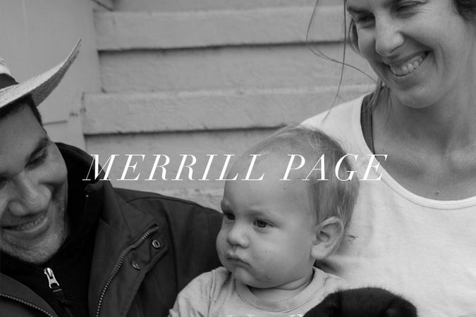 MERRILL PAGE