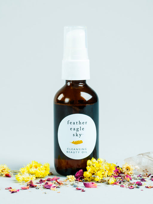 CLEANSING BEAUTY OIL