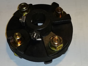 "Rag Joint for Power Steering Box to Aftermarket Steering Column - 49-51 Merc 1""DD x 38mm DD - 49-51 Merc"
