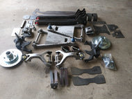 FRONT & REAR Kits 49-51 Mercury BODY OFF FRAME
