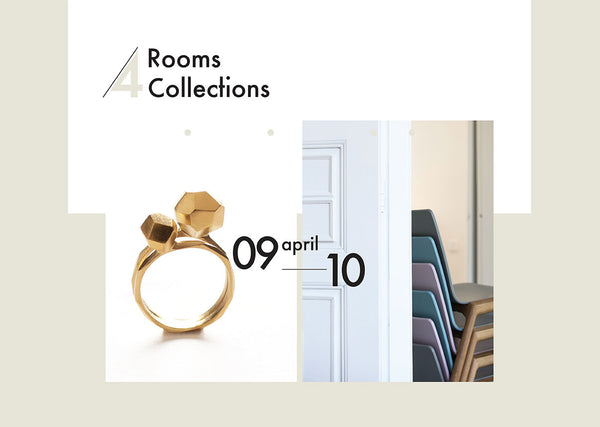4 rooms / 4 collections