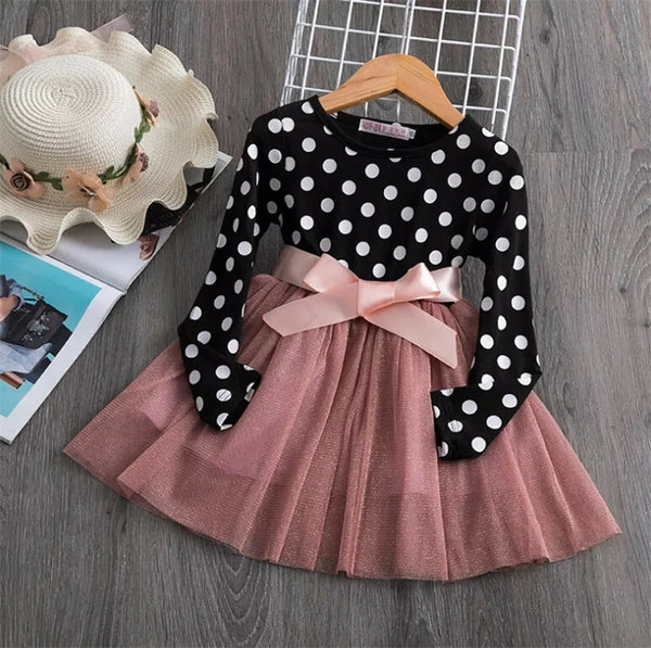Jane Polka Dress