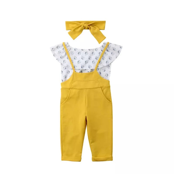Yellow Bumper Set