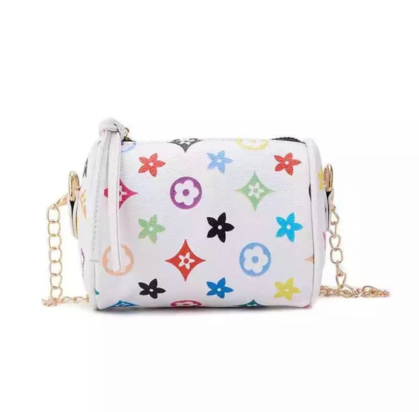 Kids Chain Shoulder Bags