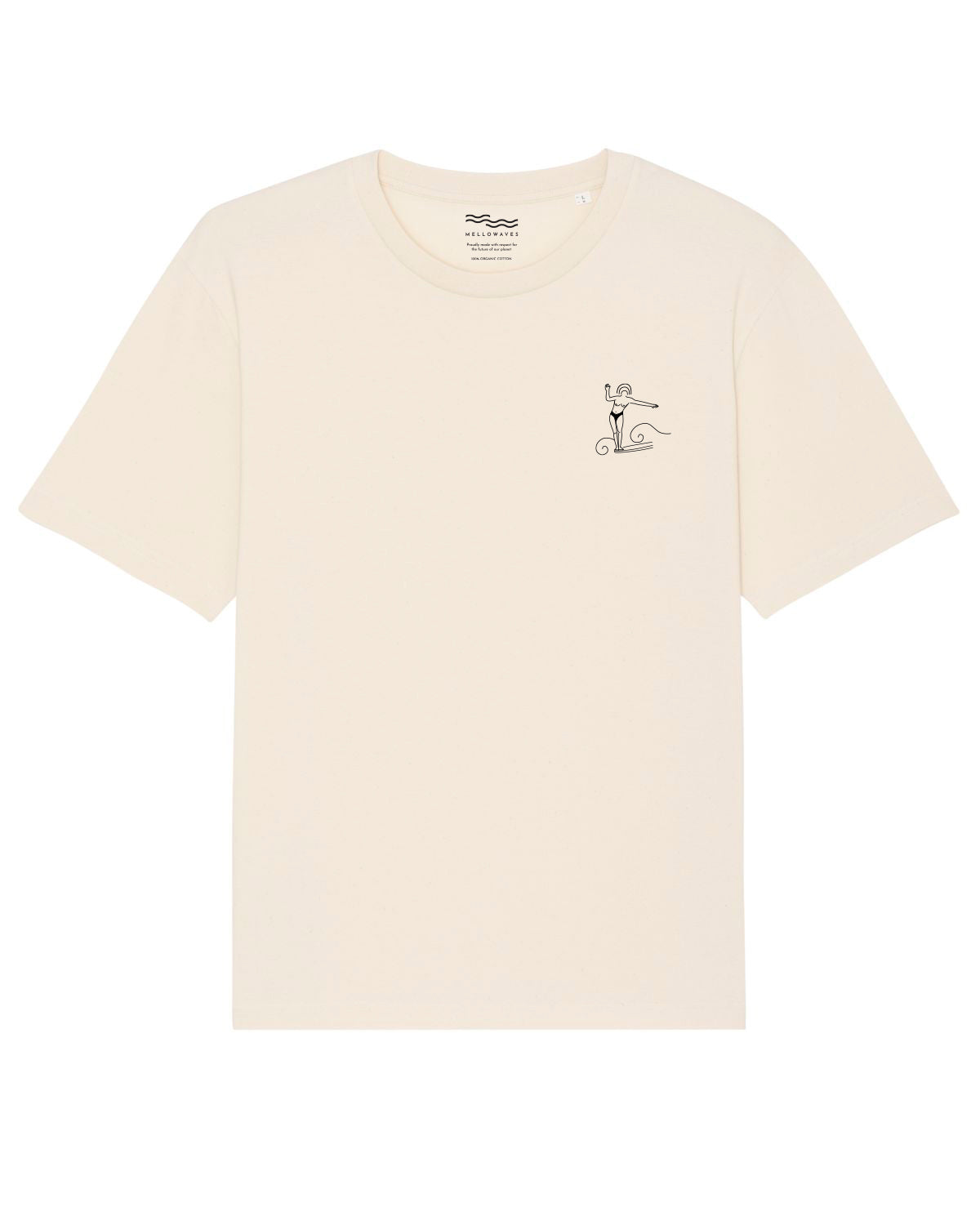 TALLULAH RAW T-SHIRT