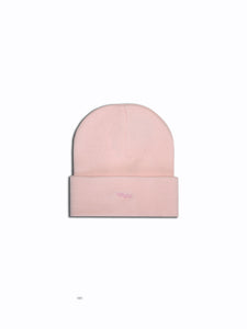 THE BABY PINK BEANIE