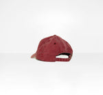 RED WASHED CAP