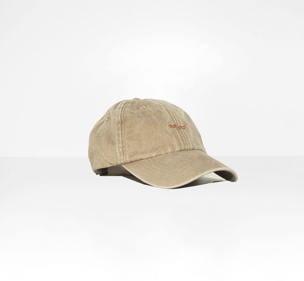 SAND WASHED CAP