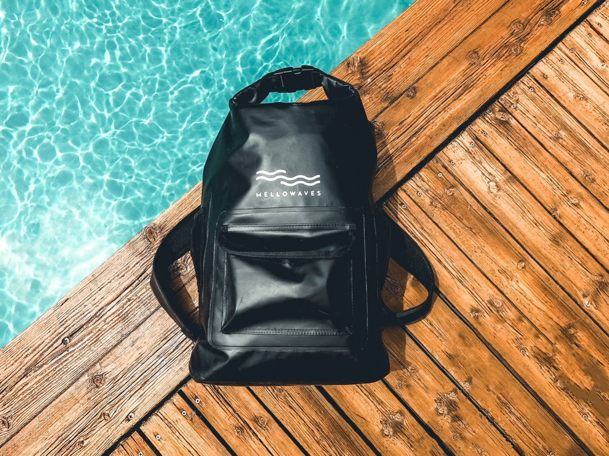 BLACK MELLOW BACKPACK