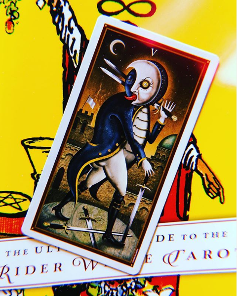 Daily Tarot Pull for 🤳🏽  May 28, 2k19 🤳🏽