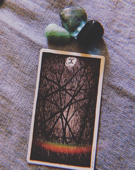 Daily Tarot Pull for 🖤 May 22, 2k19 🖤