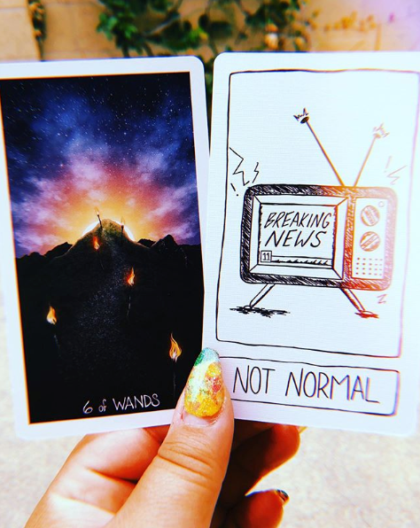 Daily Tarot Reading for ⚡️July 8, 2k19 ⚡️