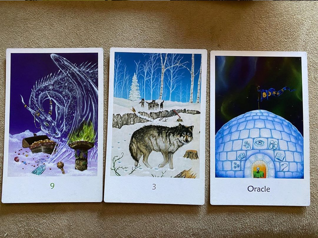 Daily Tarot Reading for 🌙 December 19, 2k19 🌙