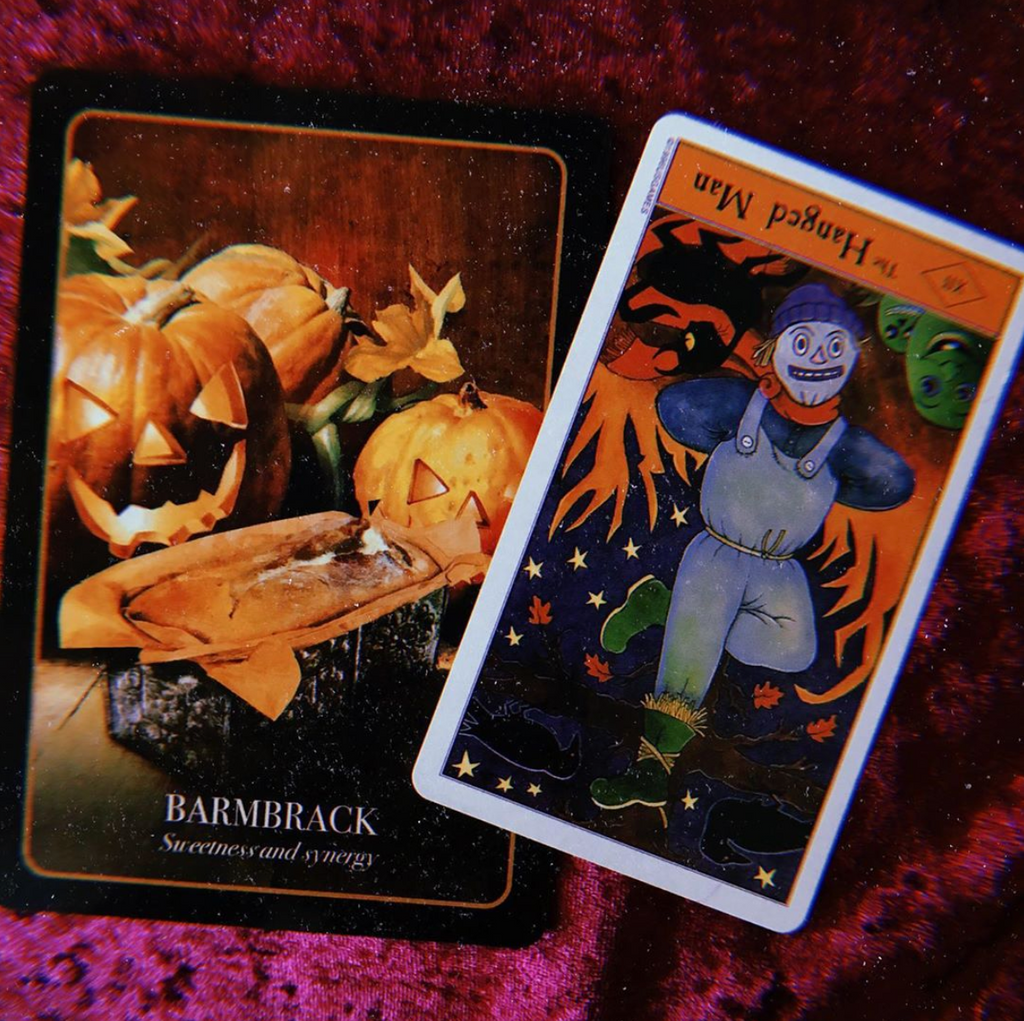 Daily Tarot Reading for 🎃September 1, 2k19 🎃