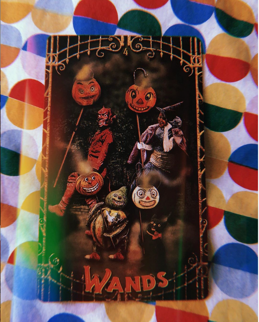 Daily Tarot Reading for 🎃 September 23, 2k19 🎃