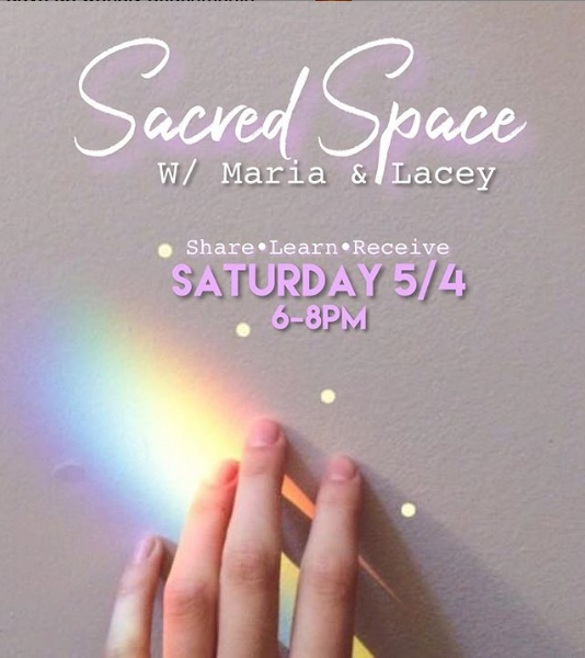 Sacred Space with Maria and Lacey ✦✧ Open Share ✧✦