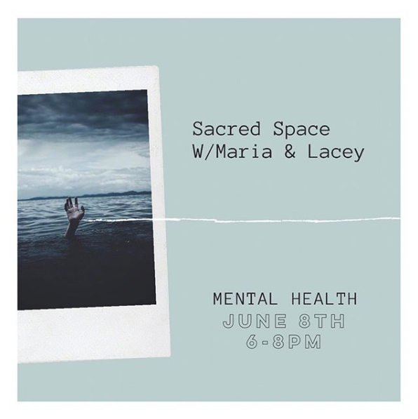 Sacred Space with Maria and Lacey ✦✧ Mental Health ✧✦