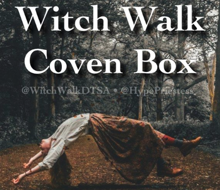 Witch Walk Coven Box