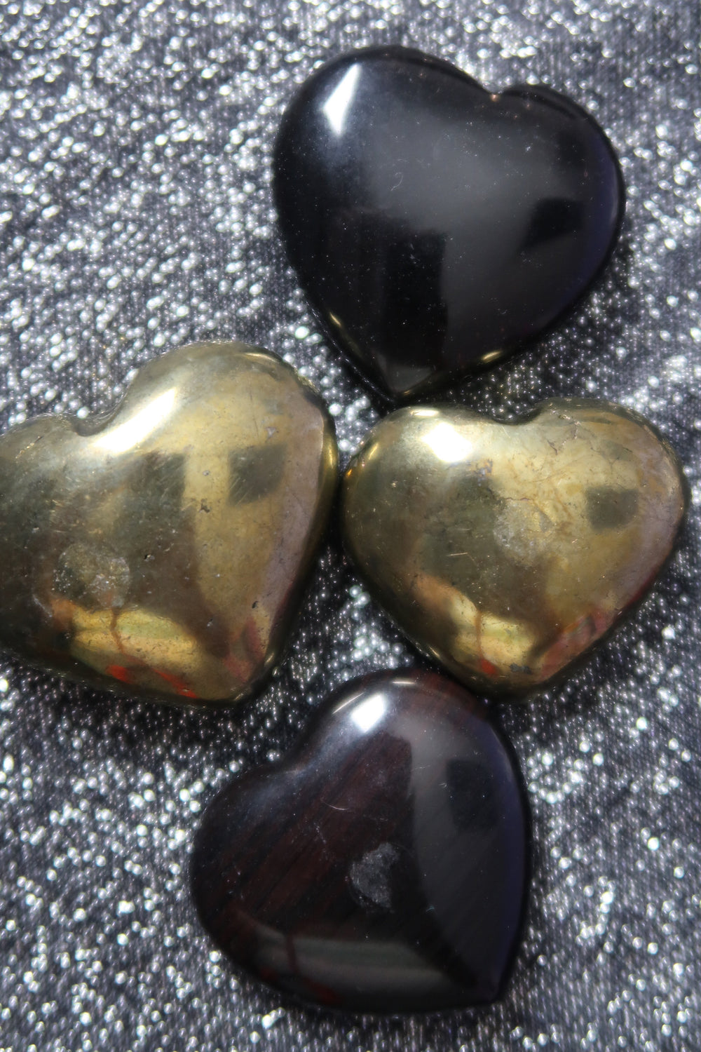 Pyrite ✧ Heart of Gold