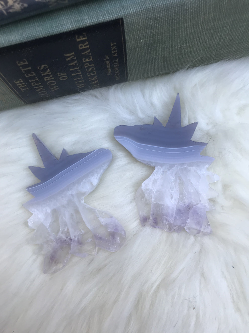 Agate ✧ Unicorn Slices