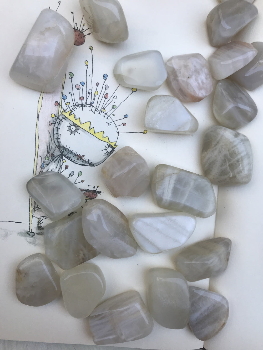 Moonstone ✧ Milky Moon Rock