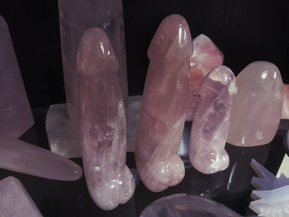 Rose Quartz ✧ Rosé Crystal Peeps