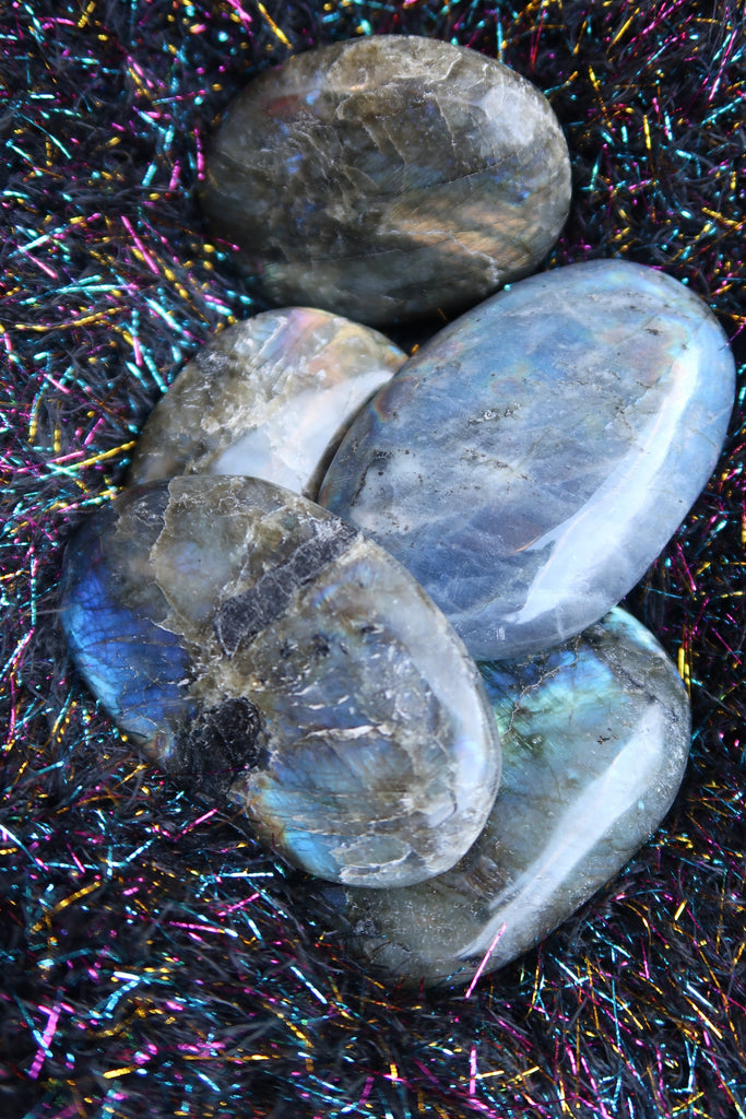 Labradorite ✧ All I Want for Christmas is Blue